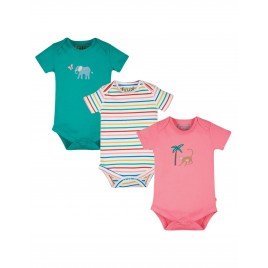 Frugi Super Special 3 Pack Body Duck Multipack