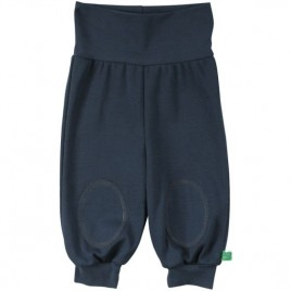 Green Cotton Alfa pants baby Midnight