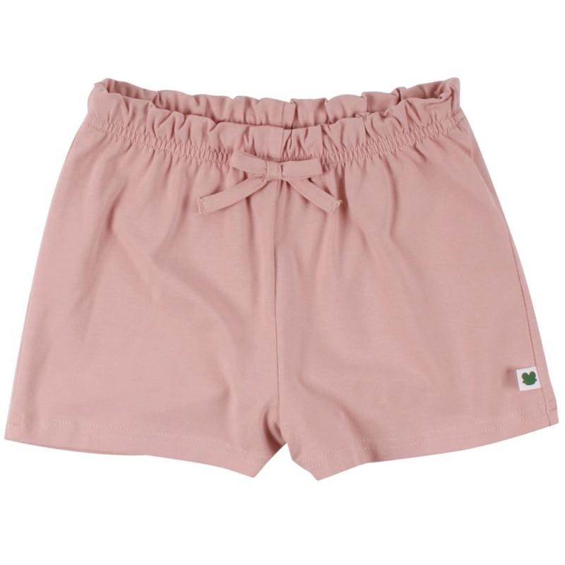 Green Cotton Alfa string shorts Toscana