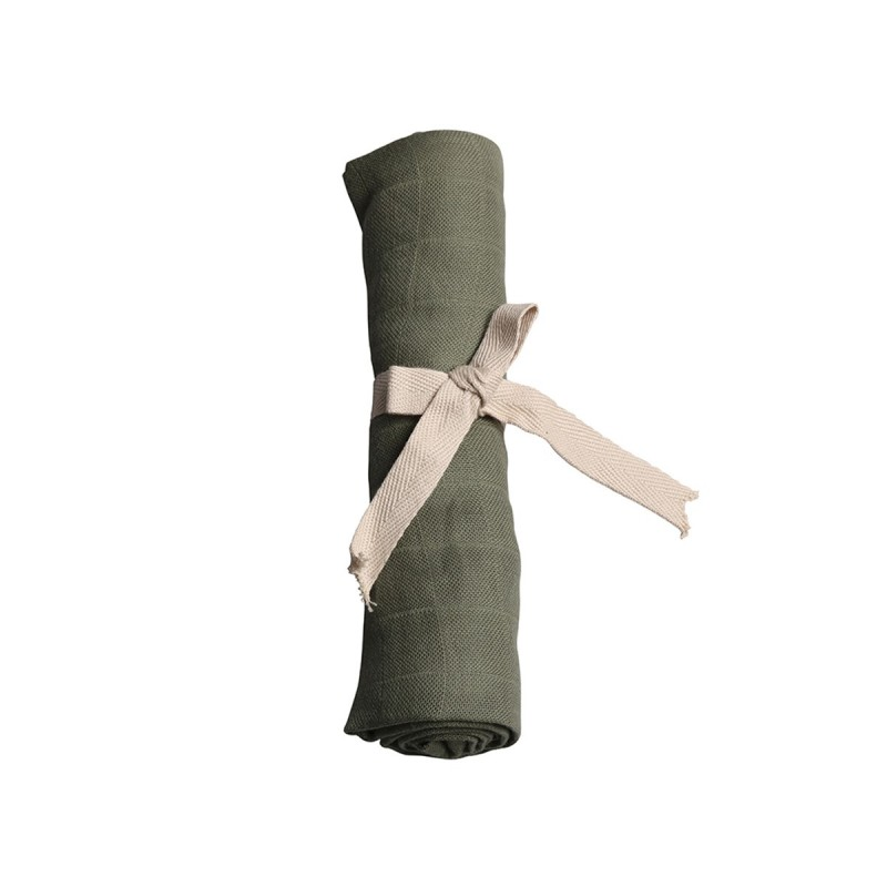 Filibabba Muslin Diaper Olive Green