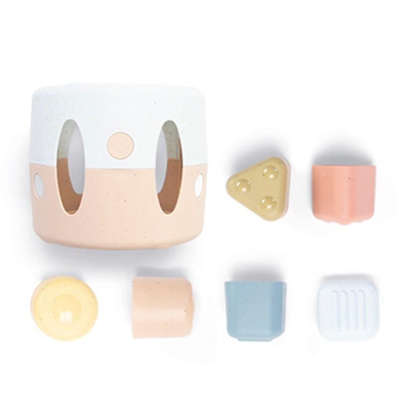 Dantoy Bio Shape Sorter in Gift Box