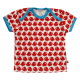 Loud&Proud T-Shirt vogel km tomato