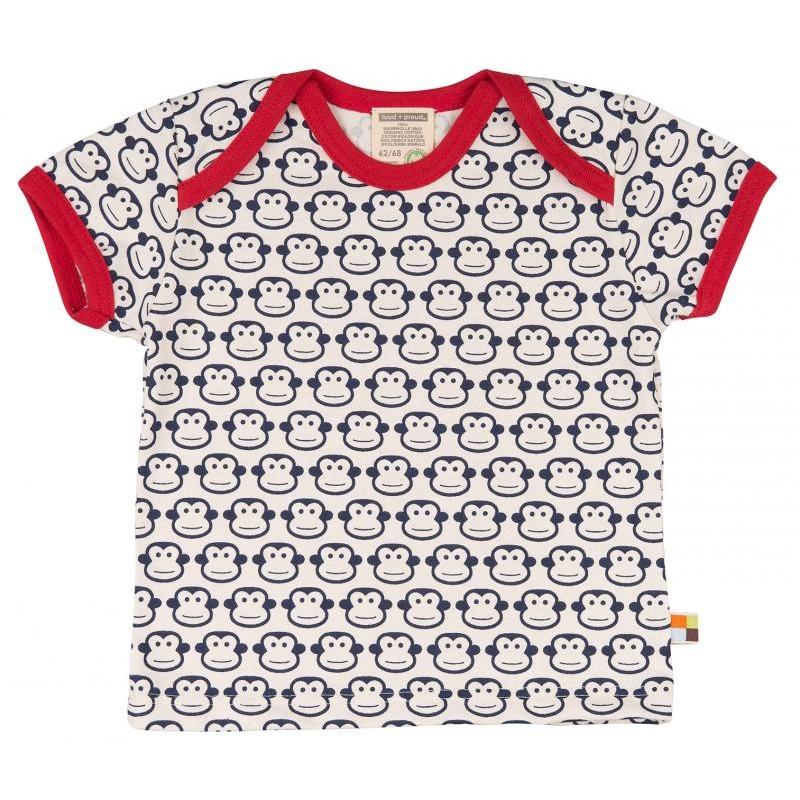 Loud&Proud T-Shirt aap km navy