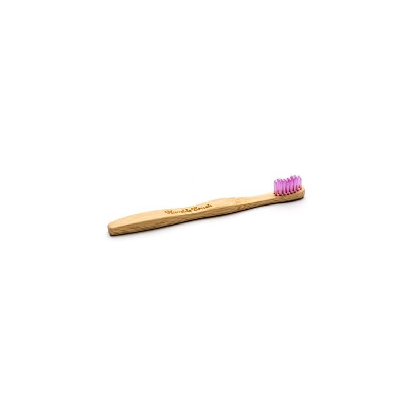 Humble Brush Tandenborstel kind roze