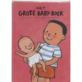 Clavis Het grote babyboek