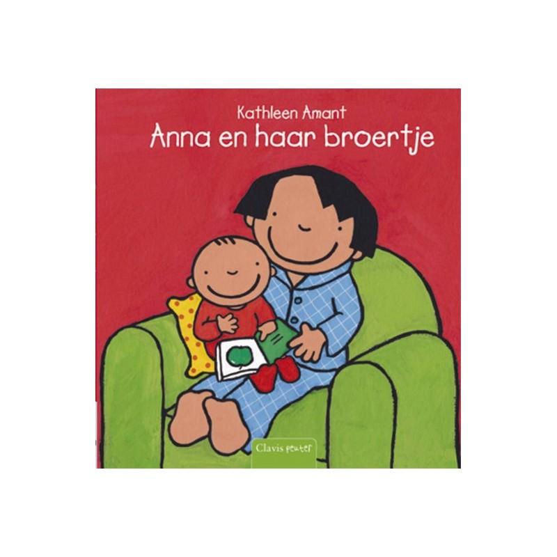 Clavis Anna en haar broertje