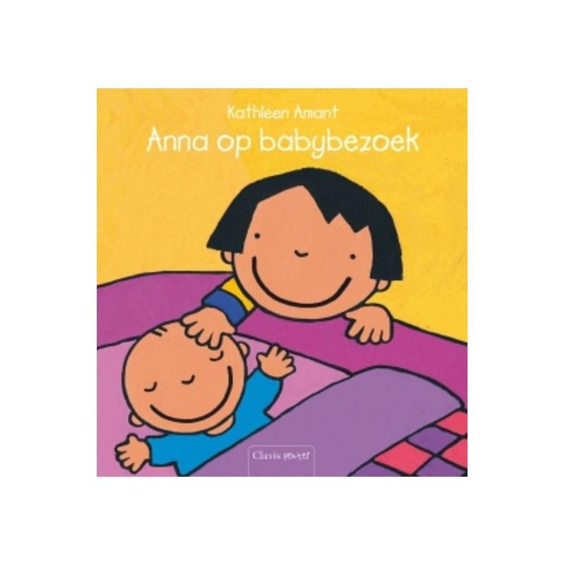 Clavis Anna op babybezoek