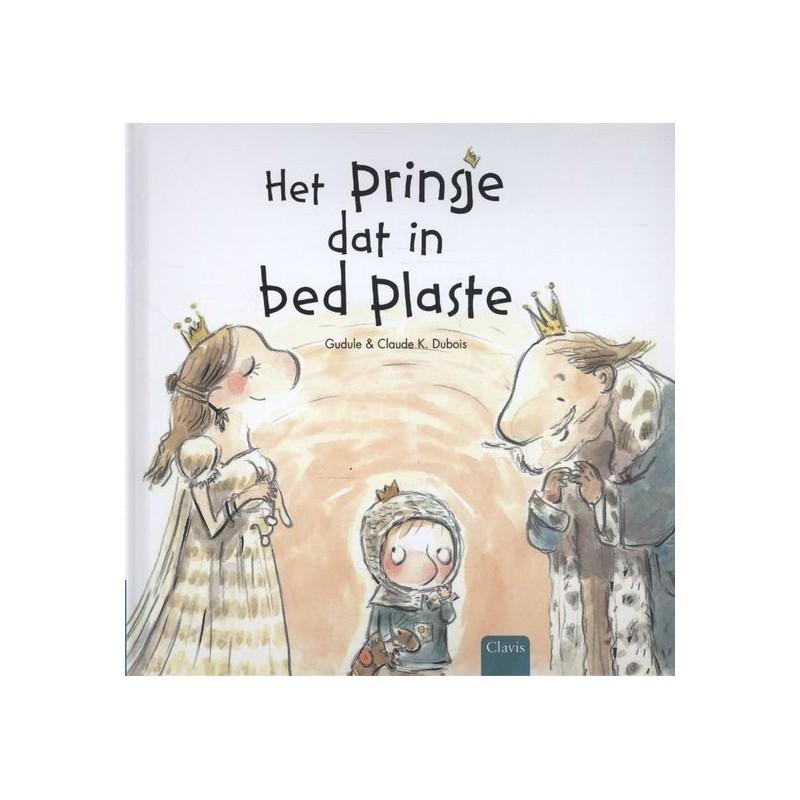 Clavis Het Prinsje dat in bed plate