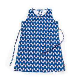Froy en Dind Dress Rosie Leaf