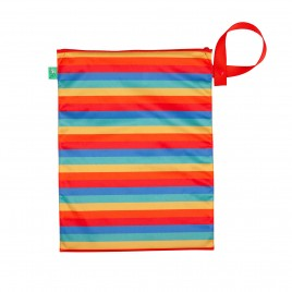 Totsbots Wet Bag Rainbow Stripe