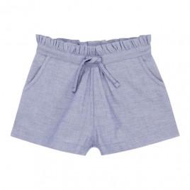 Sense Organics Olivia Baby Shorts blue