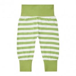 Sense Organics Sjors  Baby Pant Green Stripes