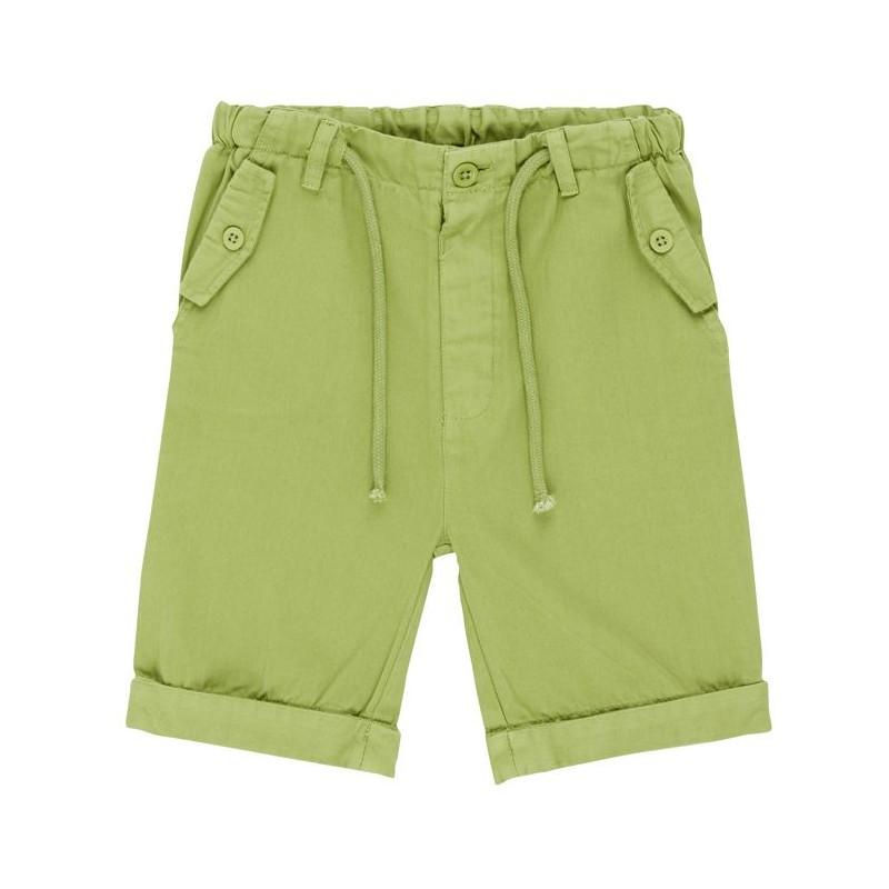 Sense Organics Ulli Shorts Green