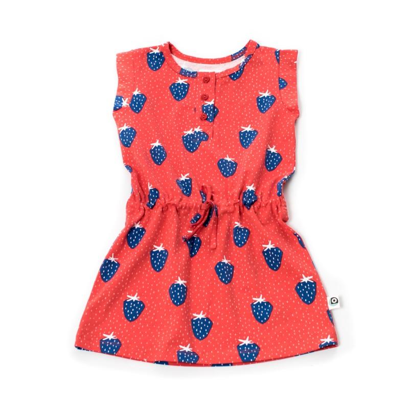 Onnolulu Dress Lula Strawberry