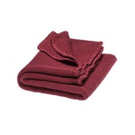 Disana Summer Blanket dry rose