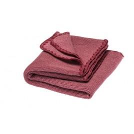 Disana Summer Blanket rasperry-dry roze
