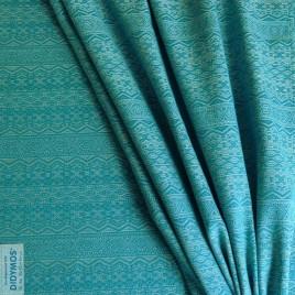 Didymos Baby Wrap Sling size 6  Ada Ocean Silk