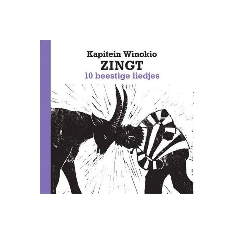Kapitein Winokio 10 beestige liedjes