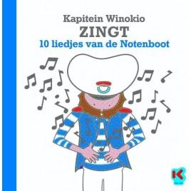 Kapitein Winokio 10 liedjes van de Notenboom