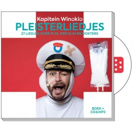 Kapitein Winokio Pleisterliedjes