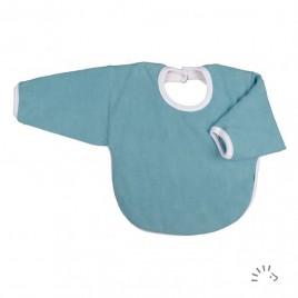 Iobio Long Sleeve Bib 30cm vintage blue
