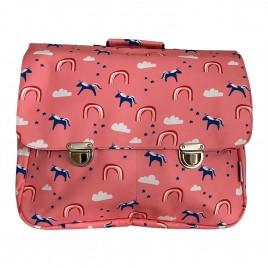 Aikoo Schoolbag Large Unicorn