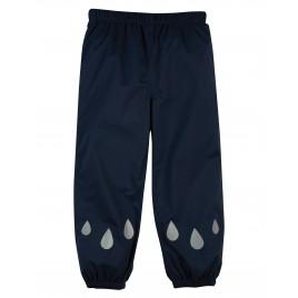Frugi Rain Or Shine trousers indigo