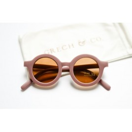 Grech and Co Sustainable Sunglasses Burlwood