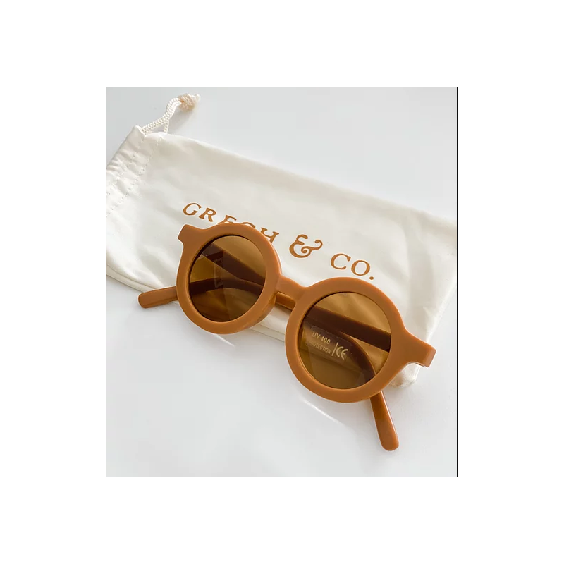 Grech and Co Sustainable Sunglasses Spice