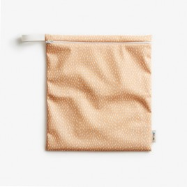 Imse Vimse Wet Bag Medium Yellow Spinkle