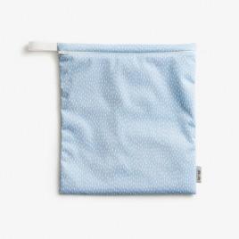 Imse Vimse Wet Bag Medium Blue Spinkle