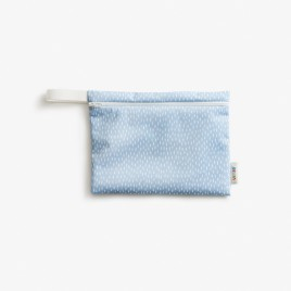 Imse Vimse Wet Bag Small Blue Sprinkle