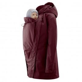 Mamalila Short Coat for Babywearing Berlin Berry
