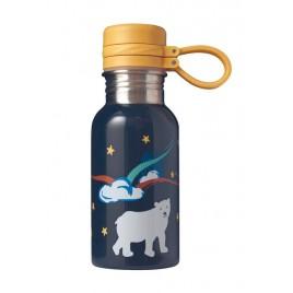 Frugi Splish Splash Bottle Indigo/Polar Bear