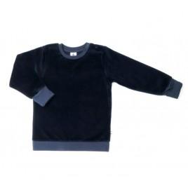 Leela Cotton Nickysweatshirt nachtblau