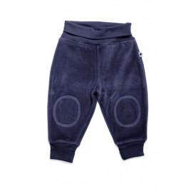 Leela Cotton Baby Nickyhose nachtblau