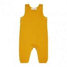 Sense Organics Makana Baby Overall Mustard