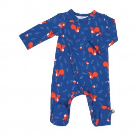 Onnolulu Jumpsuit with feet Squirrel