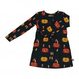 Onnolulu Dress Floor Pumpkin