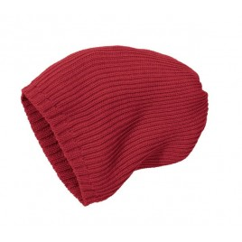 Disana Knitted Hat bordeaux