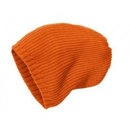 Disana Knitted Hat orange