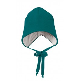 Disana Boiled Wool Hat pacific