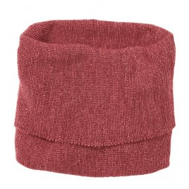 Disana Tube-scarf bordeaux-rosé
