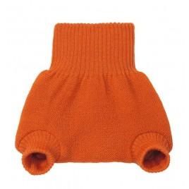 Disana Woollen Overpants orange