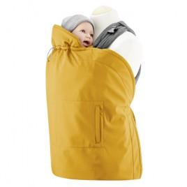 Mamalila Babywearing Cover Softshell- vario Mustard