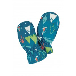 Frugi Snow and Ski Mittens Hit The Slopes