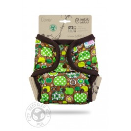 Petit Lulu One Size Cover (Snaps) Apple Cider