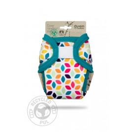Petit Lulu Newborn Cover Floral Cubes
