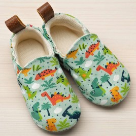 Pololo Seaqual Textil Dinos