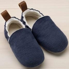 Pololo Uni Textil Organic Blau